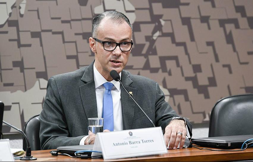 Antonio Barra Torres é o novo diretor da Anvisa