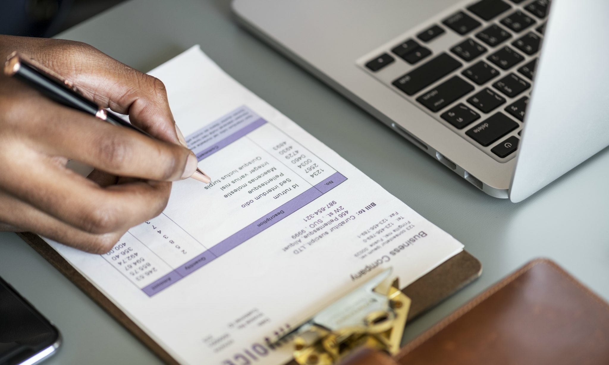 Lei altera informes de serviços públicos