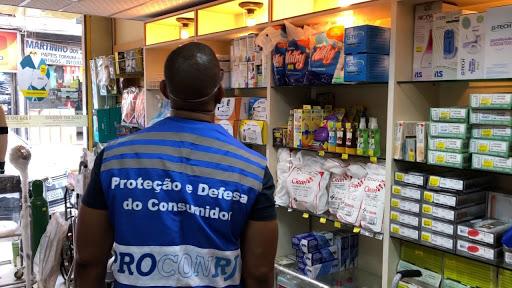 Recomendações do PROCON/RJ para farmácia e drogarias