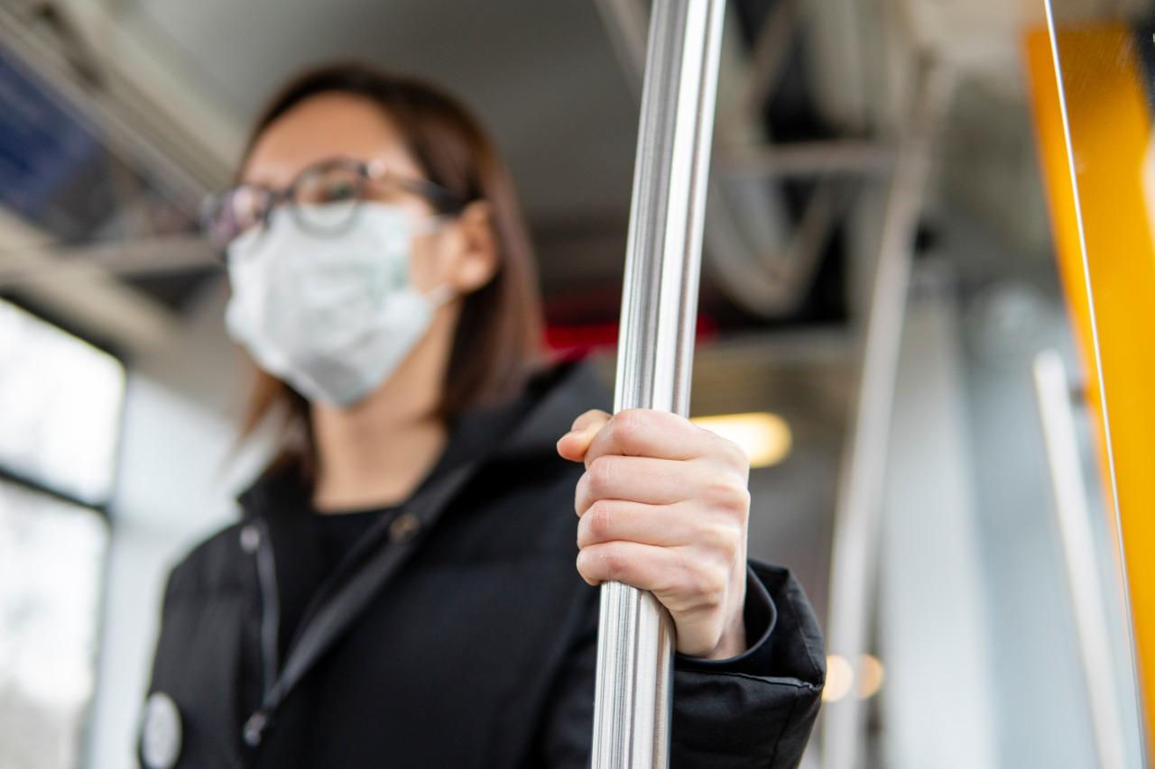 Transporte público: orientação para funcionários de farmácias