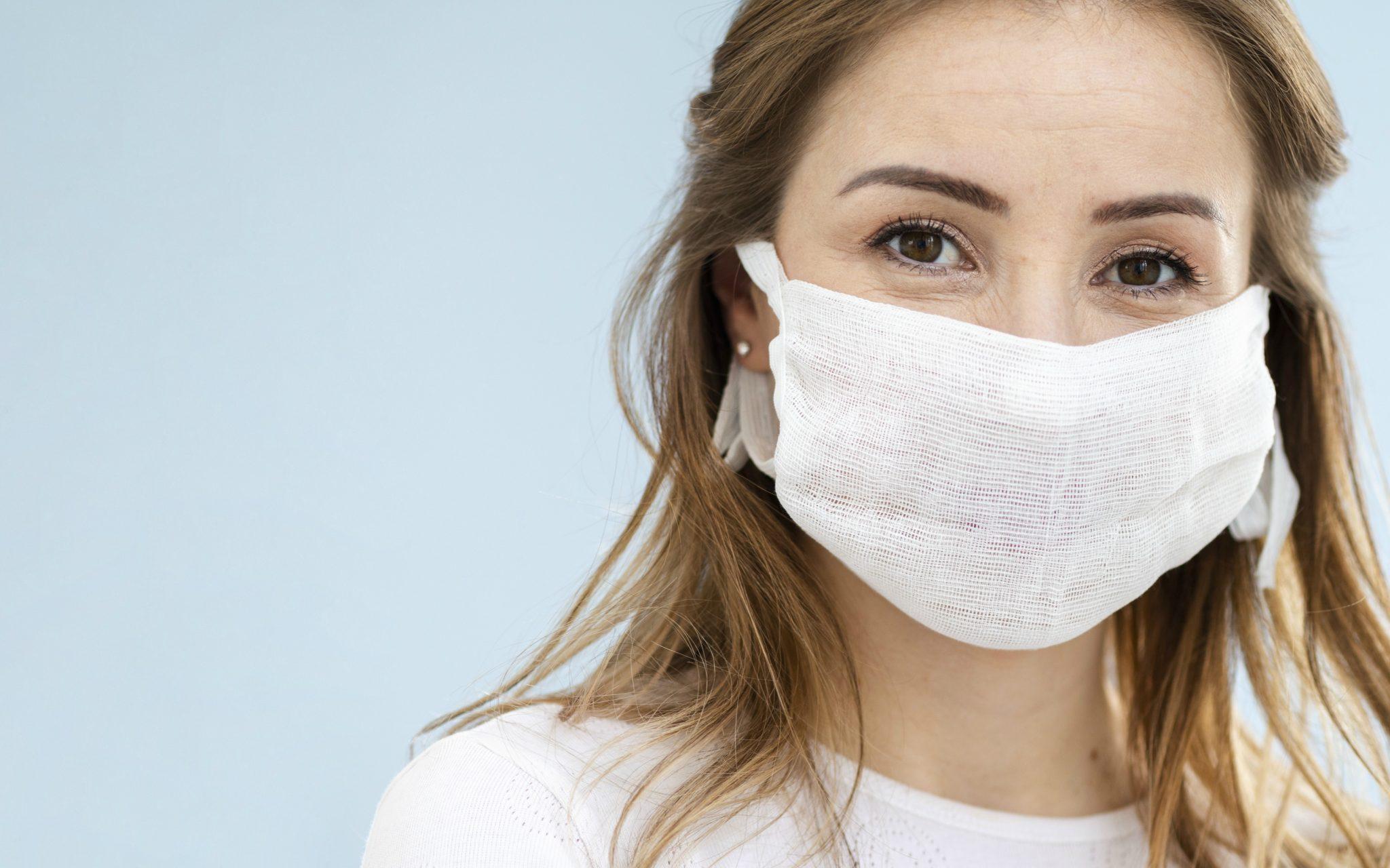 Nova Iguaçu obriga uso de máscaras de proteção