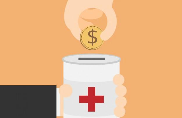 Doação para combate ao coronavírus