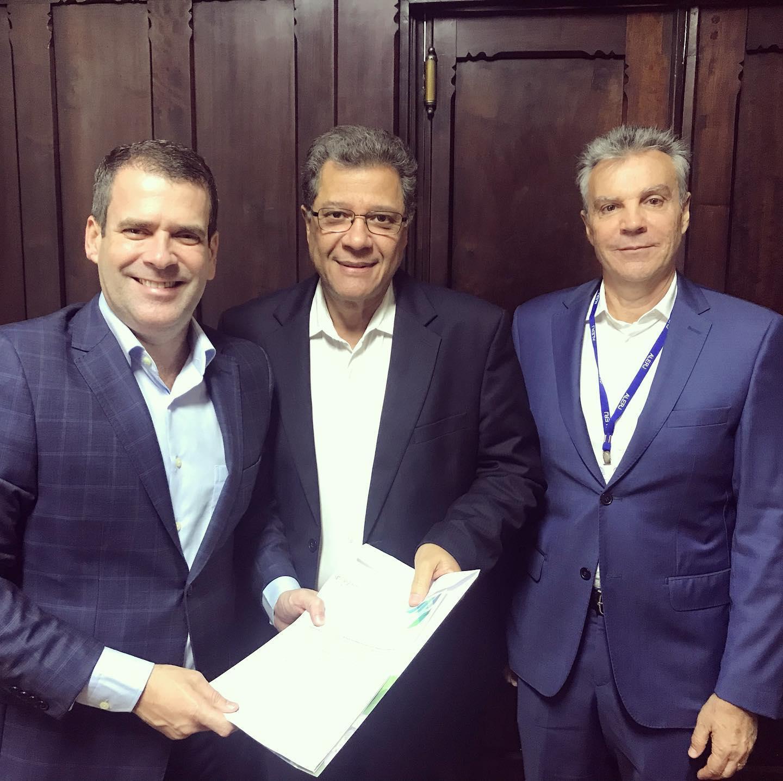 Deputado atende pleito da Ascoferj e elabora PL para reduzir ICMS no RJ