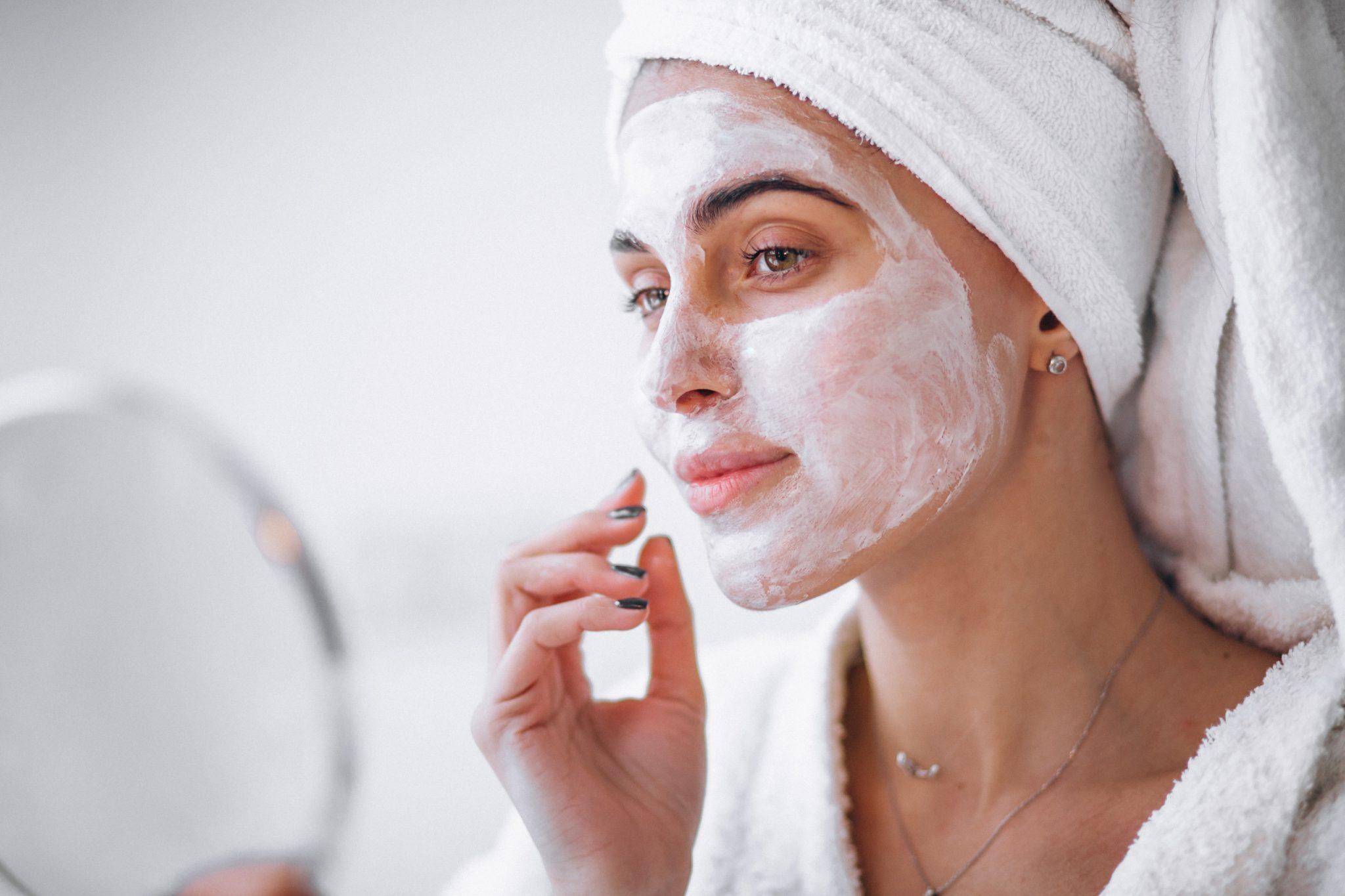 Cuidados com a pele aos 30 anos