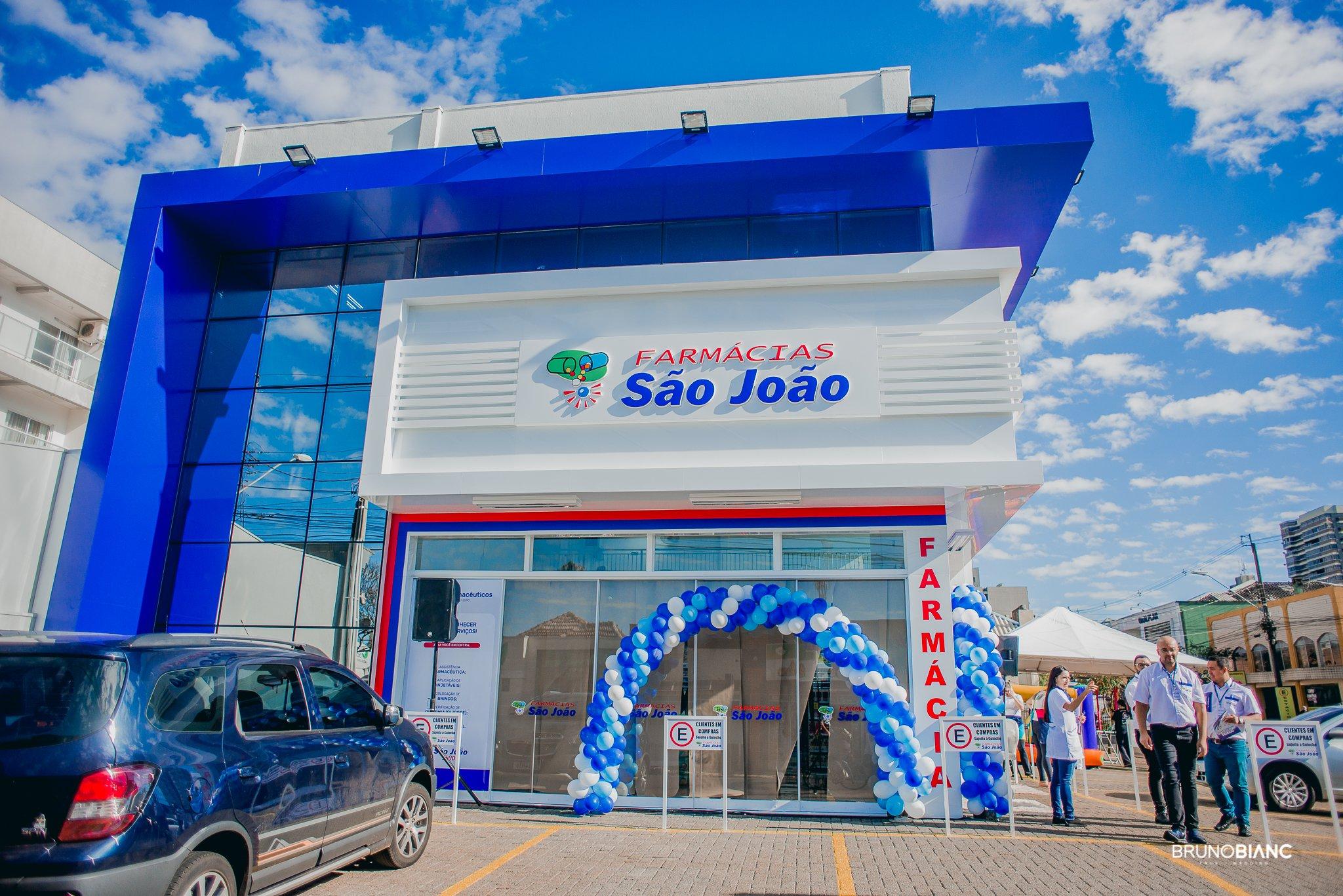 Rede São João chega a 800 lojas