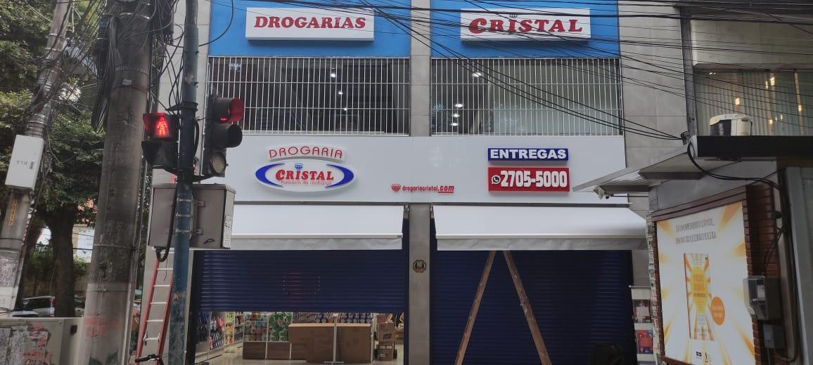 Drogaria Cristal abre nova loja