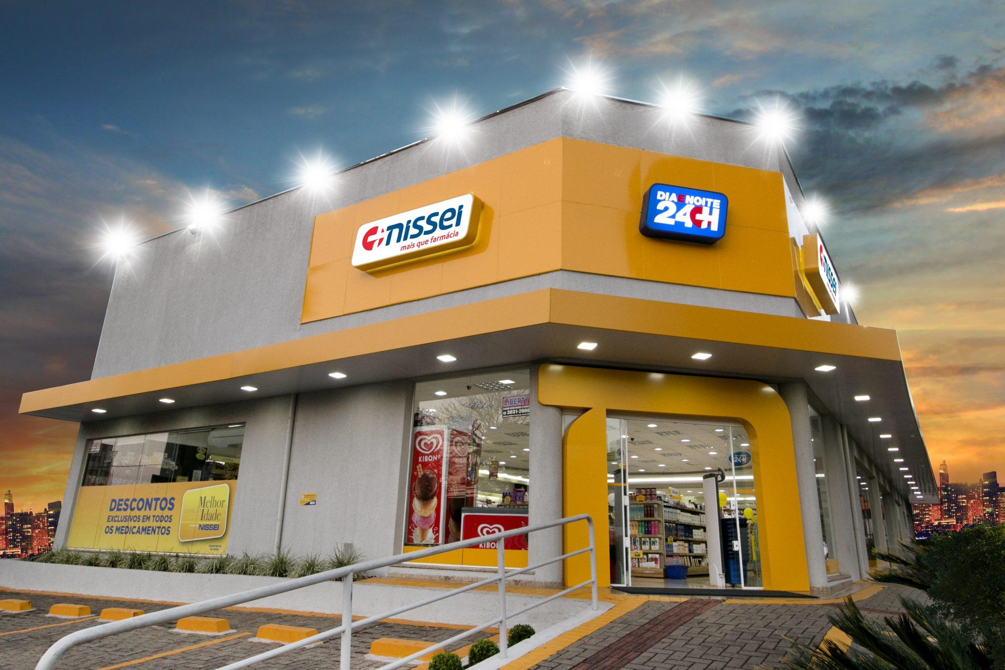 Compras com Pix se destacam no e-commerce das Farmácias Nissei