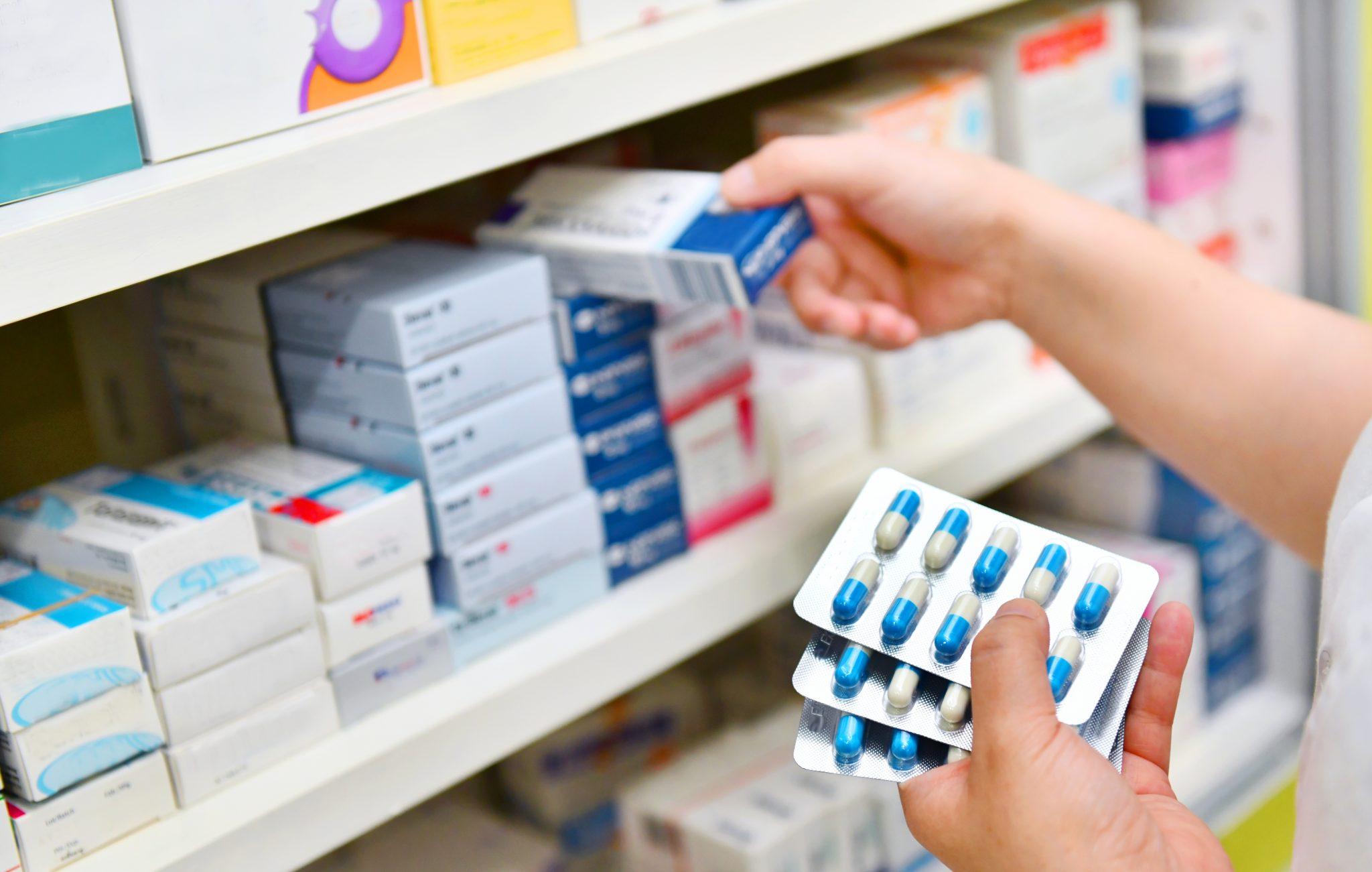 ICMS de produtos fármacos
