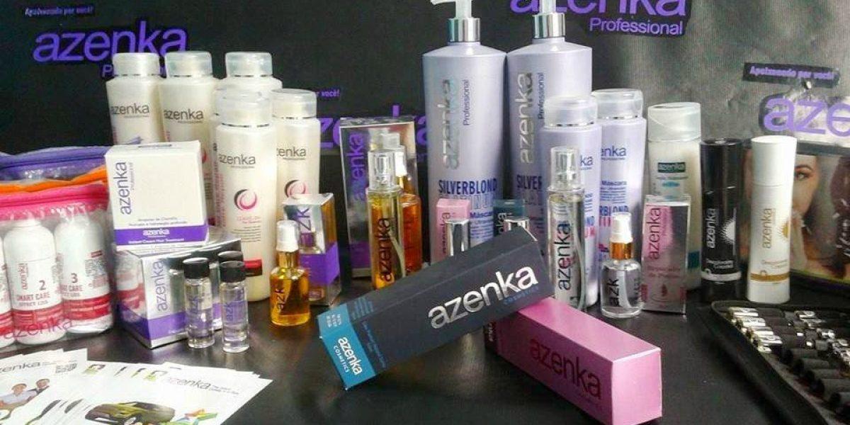 Azenka venderá produtos em farmácias