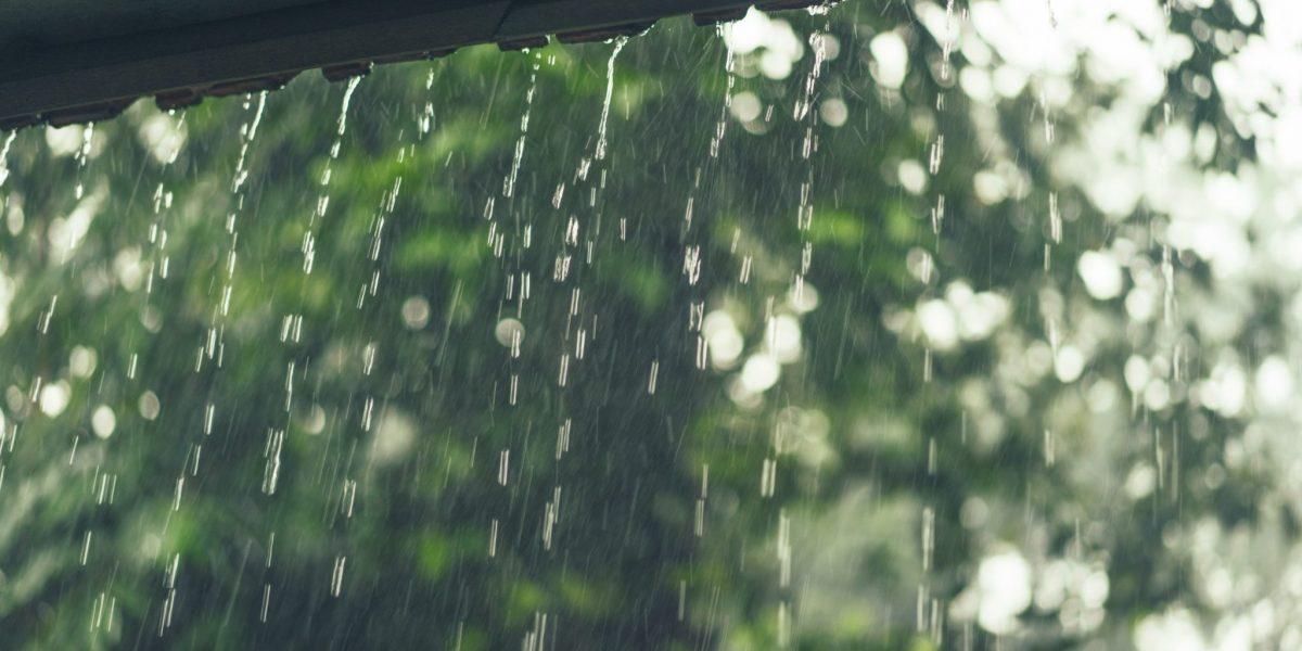 Doações para vítimas da chuva