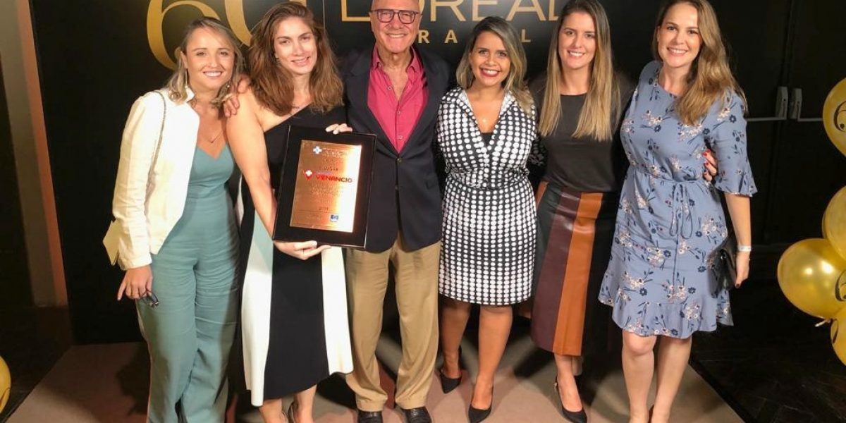 Drogaria Venancio vence prêmio L'oreal de atendimento