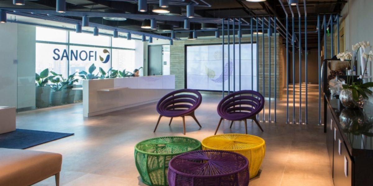São Paulo, Brasil 12-09-2017 Imagens da nova sede da Sanofi em São Paulo. Fotos Fernando Martinho.