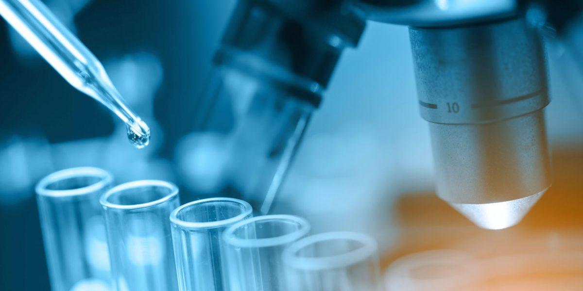 Teste de eficácia da vacina