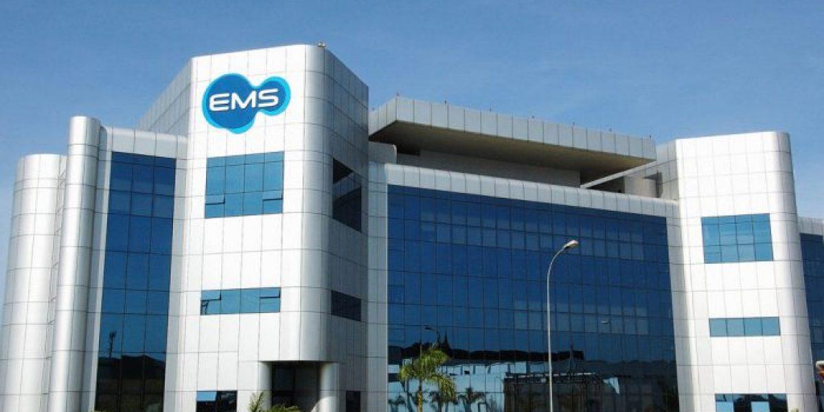 EMS ganha Prêmio Líderes do Brasil