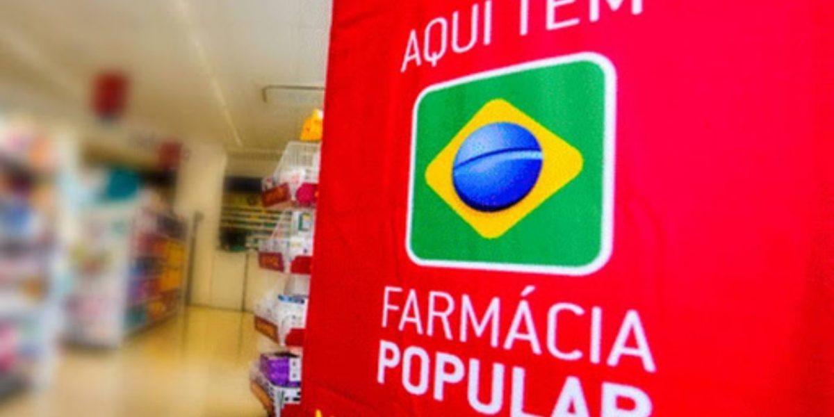 Prestação de contas das farmácias que aderiram ao Programa Farmácia Popular