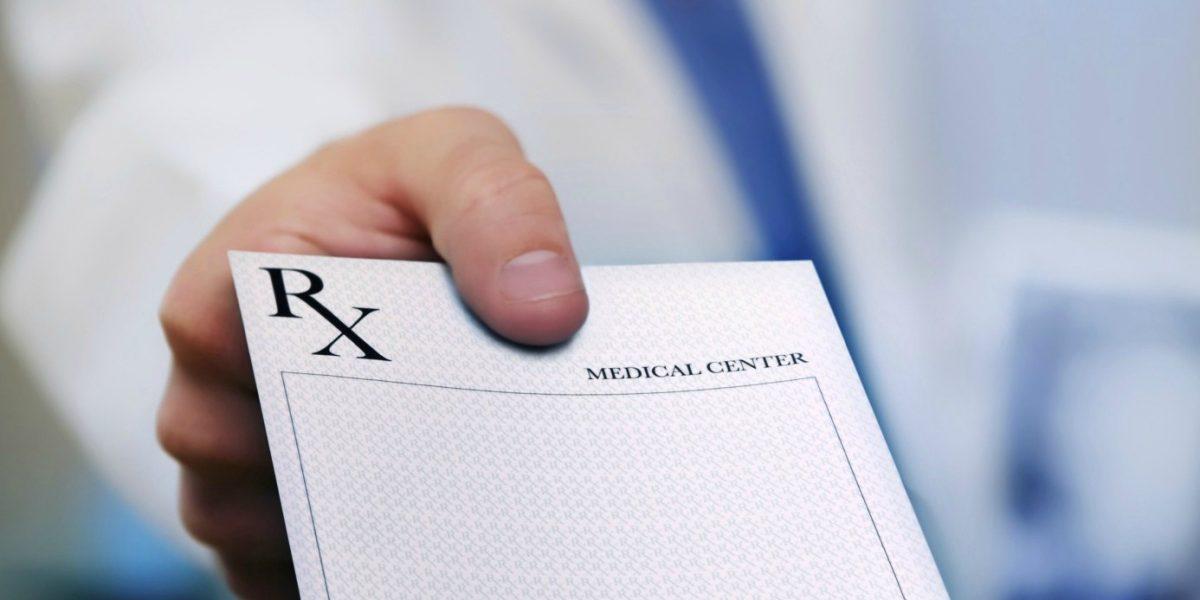 Prescrições digitais